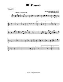 Recorder Sonata in D minor, Op.1 No.2 : ... Volume Op.1 No.2 by Quentin, Bertin