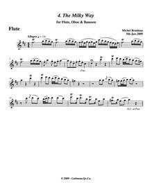 Suite No.18 'Children Suite' (Suite à tr... by Rondeau, Michel