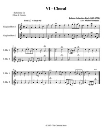 How beautifully shines the Morning Star ... Volume BWV 1 ; BC A173 by Bach, Johann Sebastian