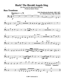 Festgesang (Festgesang für Männerchor un... Volume WoO 9 by Mendelssohn, Felix