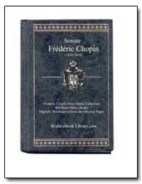 Sonate Frederic Chopin by Chopin, Frédéric