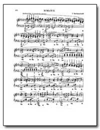 Romance by Rachmaninoff, Sergei