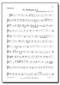 17. Paduana a 5 by Becker, Dietrich