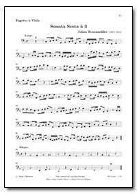 Sonata Sesta a 3 by Uller, Johann Rosenm