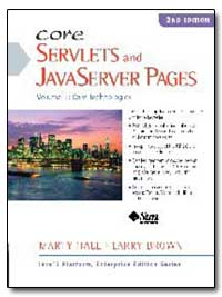 Core Servlets and Javaserver Pages by Hall, Marty