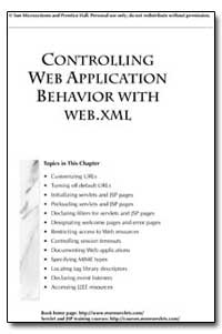Controlling Web Application Behavior wit... by