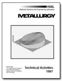 Metallurgy Materials Science and Enginee... by Handwerker, Carol A.