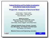 Federal Building and Fire Safety Investi... by Gayle, Frank