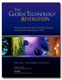 The Global Technology Revolution by Antony, Philip S.