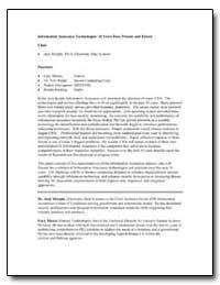Information Assurance Technologies : 10 ... by Murphy, Jack