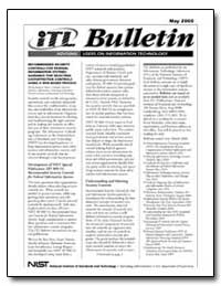 Itl Bulletin Series by Radack, Shirley M.