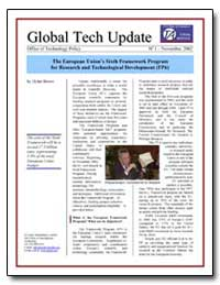 Global Tech Update by Brown, Dylan