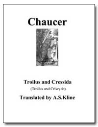 Troilus and Cressida by Chaucer, Geoffrey