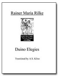 The Duino Elegies by Rilke, Rainer Maria