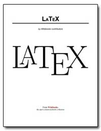 Latex by Wikibooks Contributors