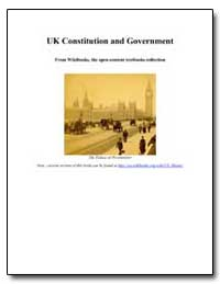 Uk Constitution and Government by Emsworth, Lord