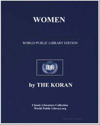 The Koran : Women by Transcribed  the Prophet Muhammad