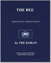 The Bee and Other Essays by Muhammad, Prophet