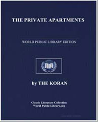 The Private Apartments by Muhammad, Prophet