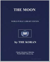 The Moon by Muhammad, Prophet