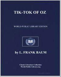 Tik-Tok of Oz by Baum, Lyman Frank