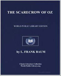 The Scarecrow of Oz by Baum, Lyman Frank