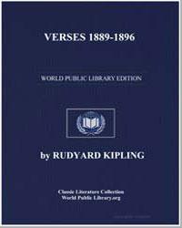 Verses 1889-1896 by Kipling, Rudyard
