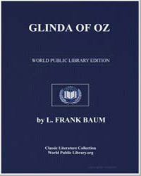 Glinda of Oz by Baum, Lyman Frank