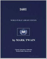 1601 by Twain, Mark