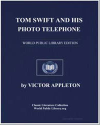 Tom Swift and His Photo Telephone or the... by Appleton, Victor
