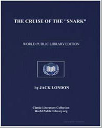 The Cruise of the Snark by London, Jack