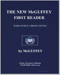 The New Mcguffey First Reader by