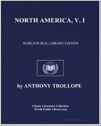 North America, Volume 1 by Trollope, Anthony