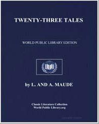 Twenty-Three Tales by Tolstoy, Leo