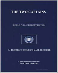 The Two Captains by Fouque, Friedrich De La Motte