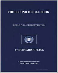 The Second Jungle Book by Kipling, Rudyard
