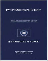 Two Penniless Princesses by Yonge, Charlotte Mary