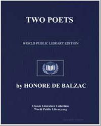 Two Poets by De Balzac, Honore
