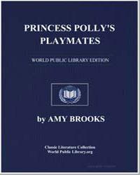 Princess Polly's Playmates by Brooks, Amy