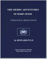 The Merry Adventures of Robin Hood by Pyle, Howard