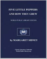 Five Little Peppers and How They Grew by Sidney, Margaret