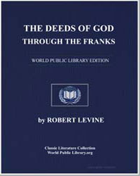 The Deeds of God through the Franks by Levine, Robert