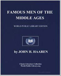 Famous Men of the Middle Ages by Haaren, John H.