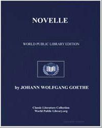Novelle by Von Goethe, Johann Wolfgang