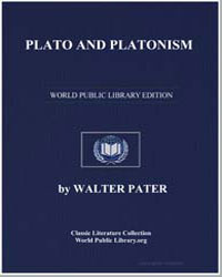 Plato and Platonism by Pater, Walter Horatio