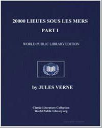 20, 000 Lieues Sous les Mers Part 1 by Verne, Jules