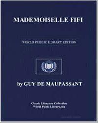 Mademoiselle Fifi by De Maupassant, Guy
