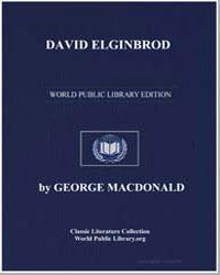 David Elginbrod by Macdonald, George