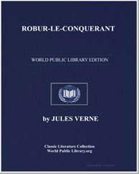 Robur-Le-Conquerant by Verne, Jules