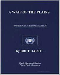 A Waif of the Plains by Harte, Brett